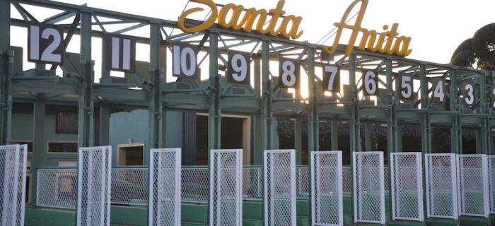 Santa Anita Park Racecourse
