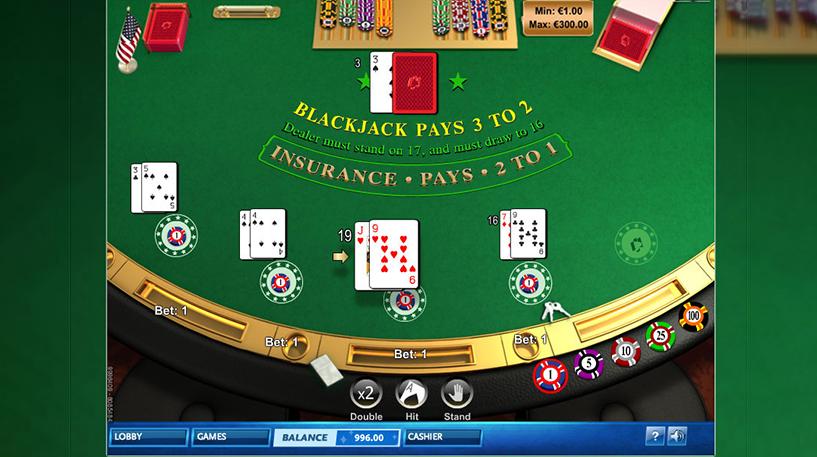 American Blackjack Screenshot 3