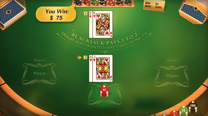 American Blackjack Screenshot 1