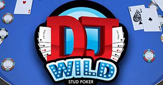 DJ Wild Stud Poker