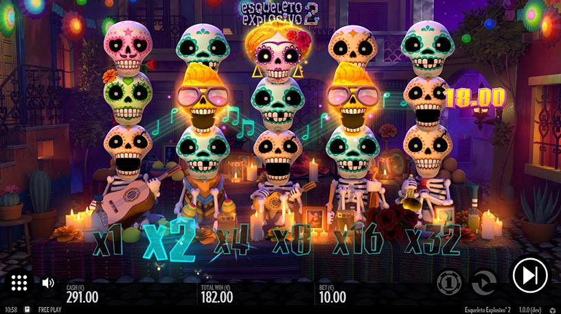 Esqueleto Explosivo 2 Screenshot 3