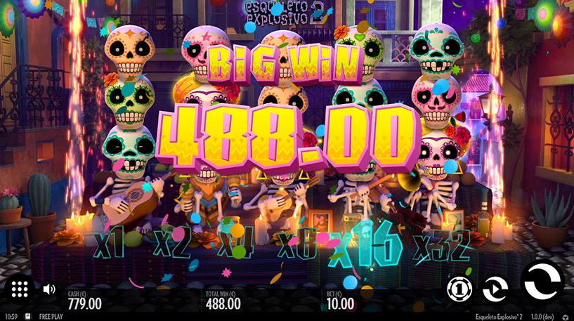 Esqueleto Explosivo 2 Screenshot 2