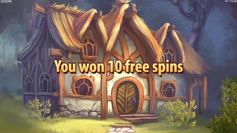 Goldilocks Slot Screenshot 2