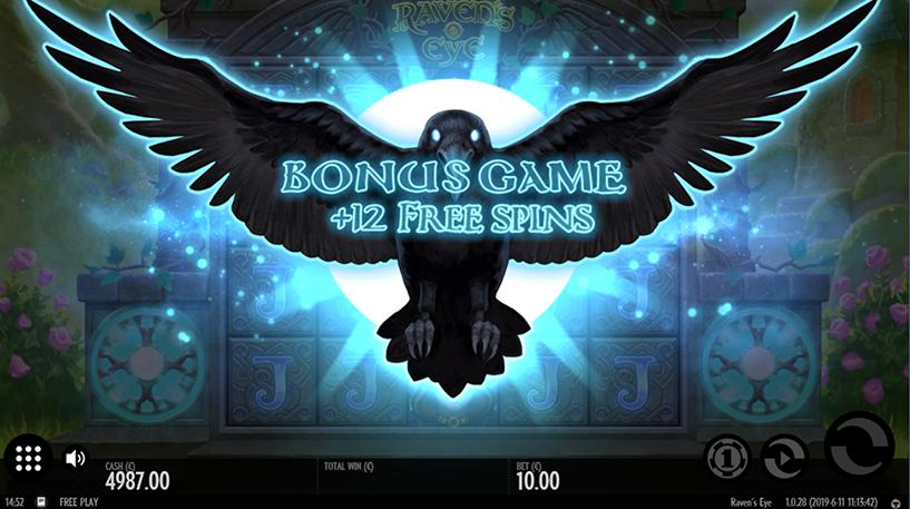 Raven's Eye Screenshot 1