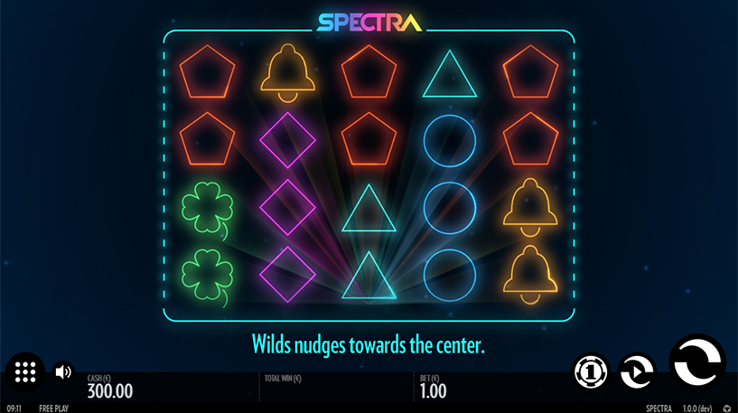 Spectra Slot Screenshot 3