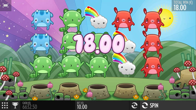 Toki Time Slot Screenshot 2