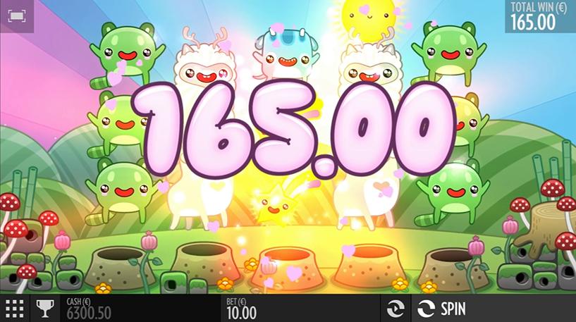 Toki Time Slot Screenshot 1