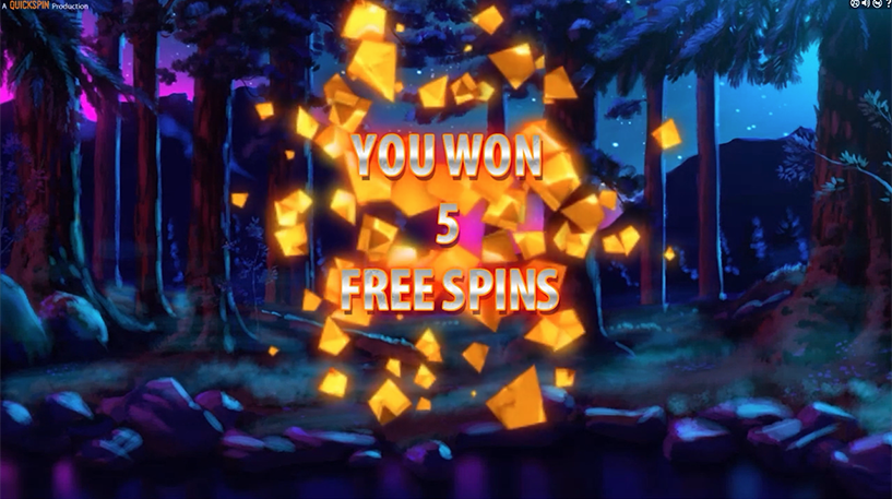 Razortooth Slot Screenshot 1