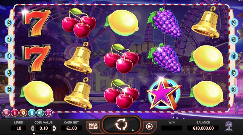 Jokerizer Slot Screenshot 3