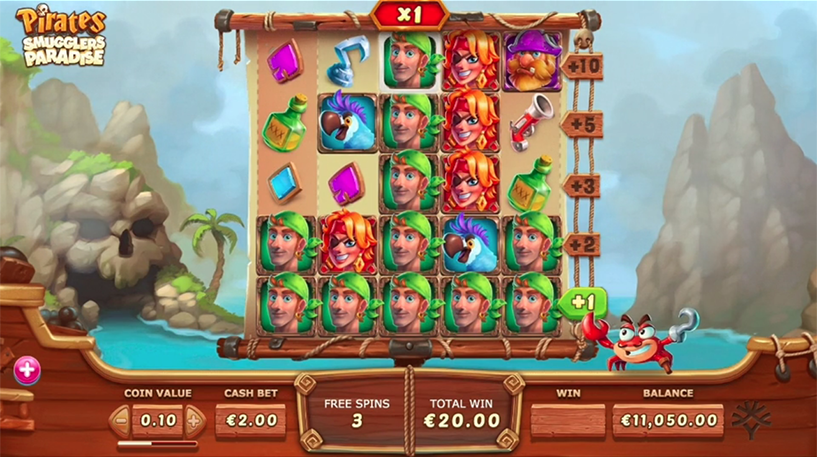 Pirates – Smugglers Paradise Screenshot 1