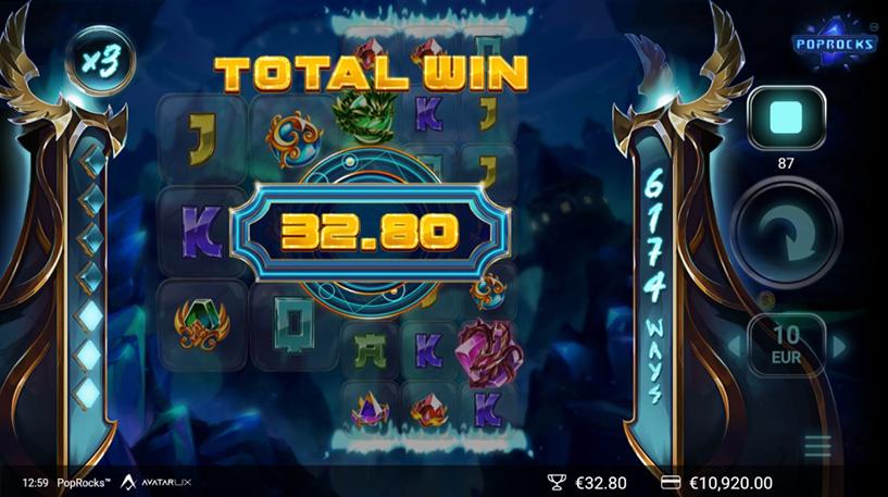 PopRocks Slot Screenshot 3