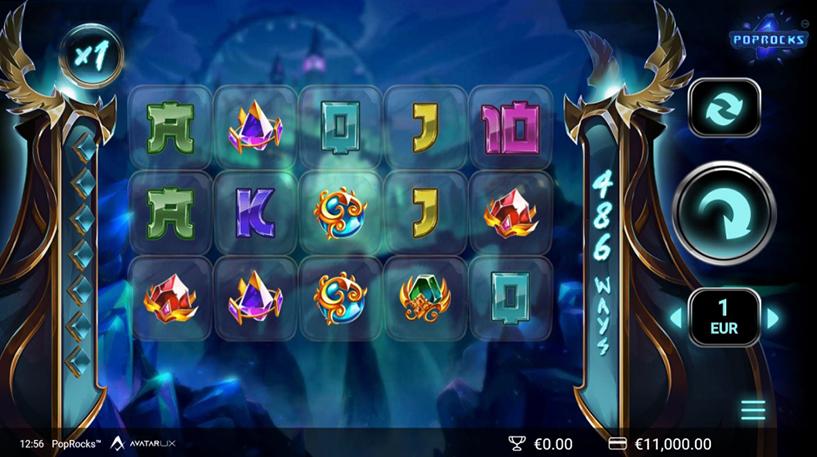 PopRocks Slot Screenshot 1