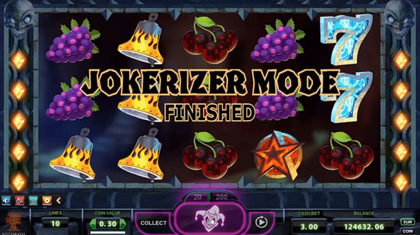 The Dark Joker Rizes Screenshot 2