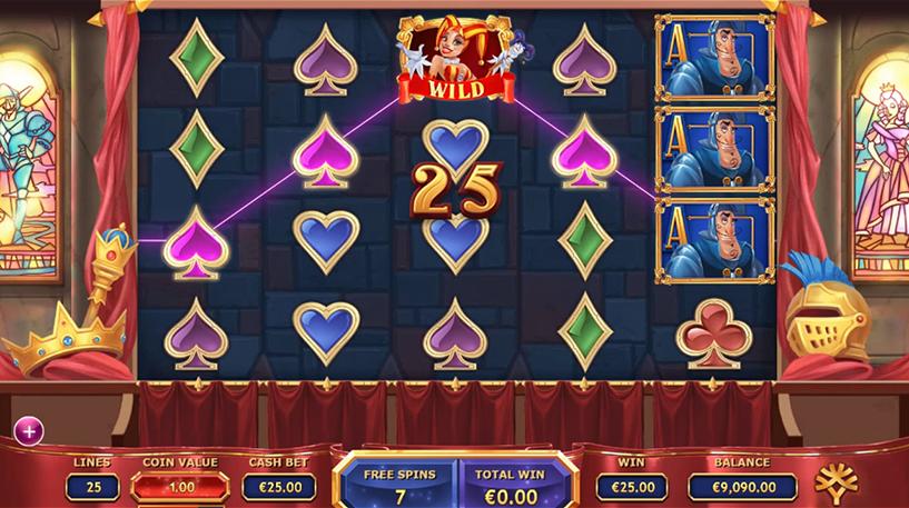 The Royal Family Slot Screenshot 3