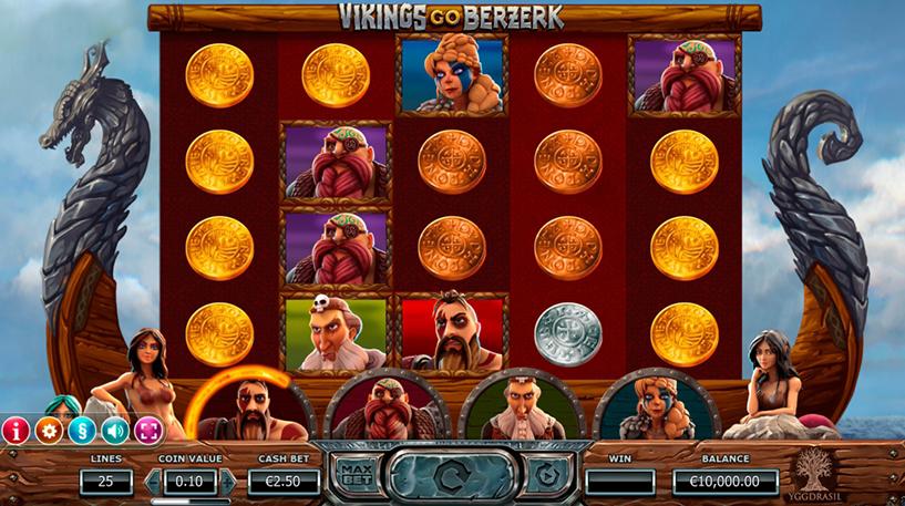 Vikings Go Bezerk Screenshot 3