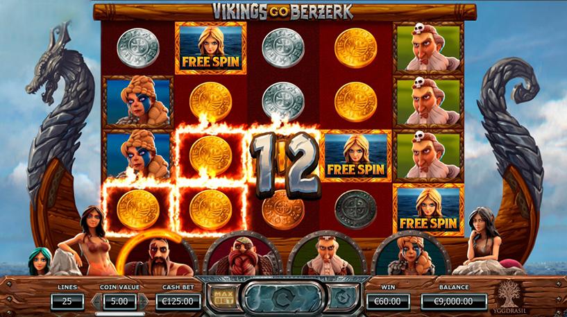 Vikings Go Bezerk Screenshot 2