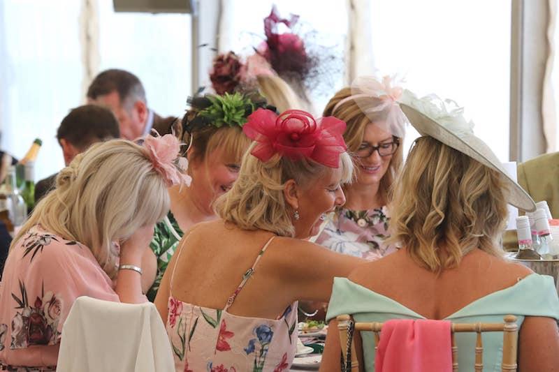 Ladies Day at Ludlow Racecourse 2021