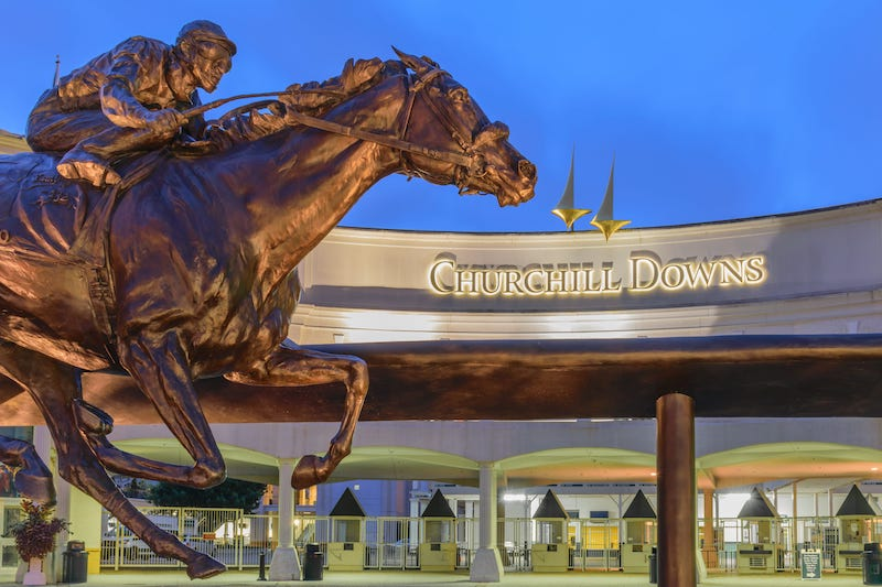 Ruffian Stakes at Churchill Downs 2021