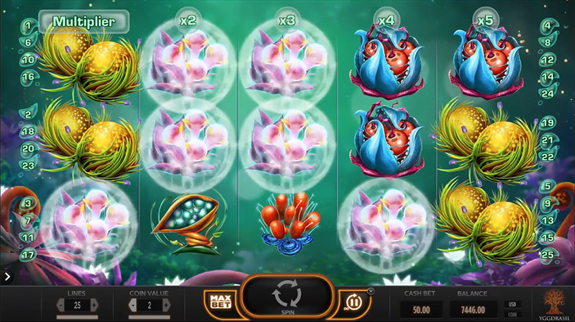 Fruitoids Slot Screenshot 3