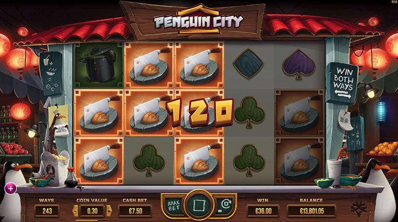 Penguin City Screenshot 3