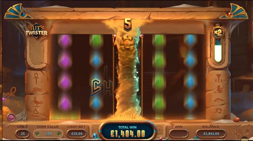 Tut's Twister Screenshot 3