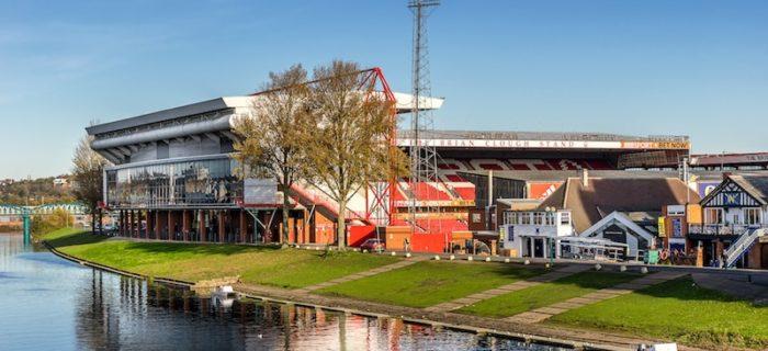 City Ground Football Stadium