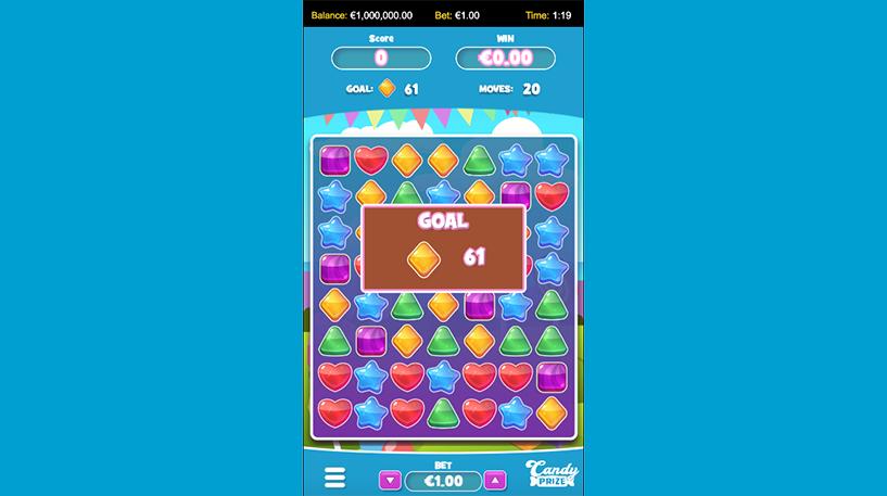 Candy Prize B.I.G Slot Screenshot 1