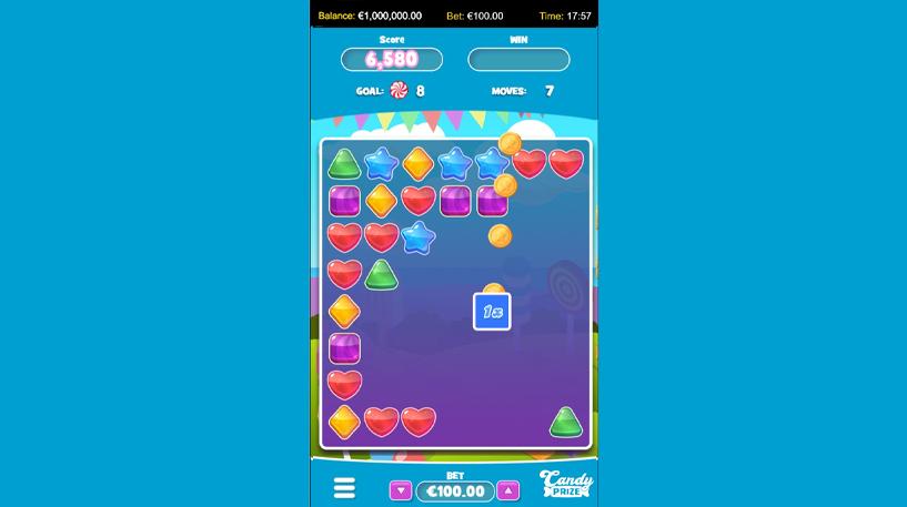 Candy Prize B.I.G Slot Screenshot 3