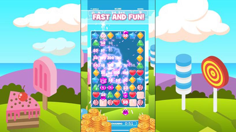 Candy Prize Slot Screenshot 3