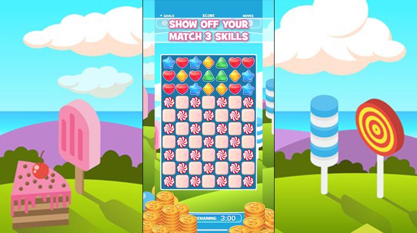 Candy Prize Slot Screenshot 2