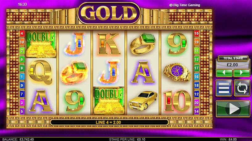 Gold Slot Screenshot 2