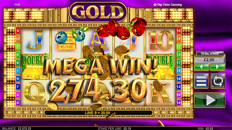 Gold Slot Screenshot 1