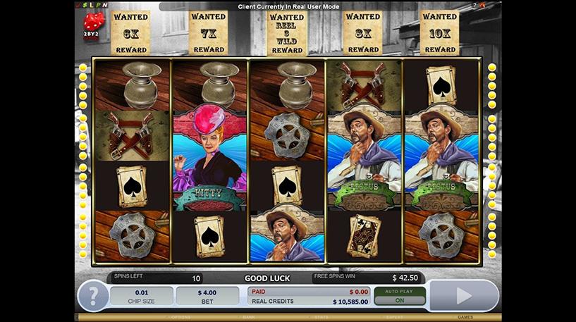 Gunsmoke Slot Screenshot 3