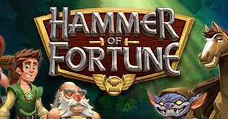 Hammer Of Fortune Slot