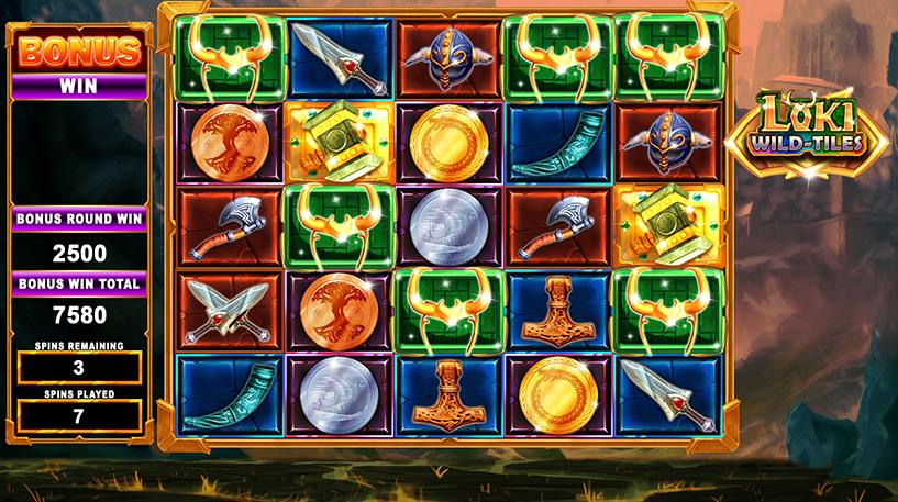 Loki Wild Tiles Screenshot 1
