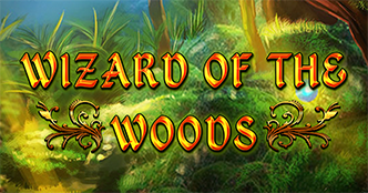 Wizard of the Woods Slot