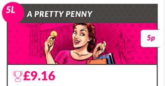 A Pretty Penny Bingo