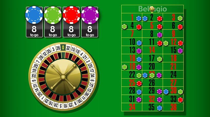 Bingo Roulette Screenshot 2