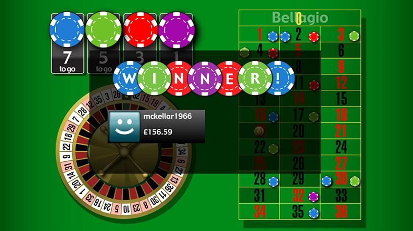 Bingo Roulette Screenshot 1