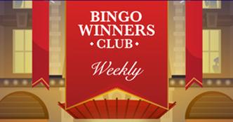 Bingo Winners Club Weekly