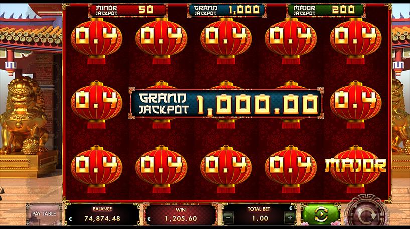 Cai Shen 88 Slot Screenshot 3