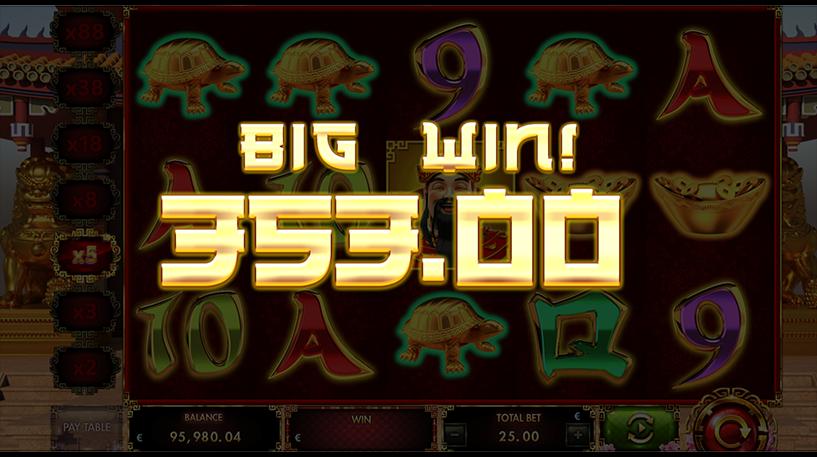 Cai Shen 88 Slot Screenshot 2