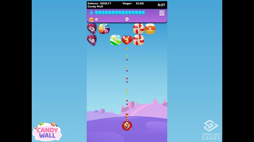 Candy Wall Slot Screenshot 2