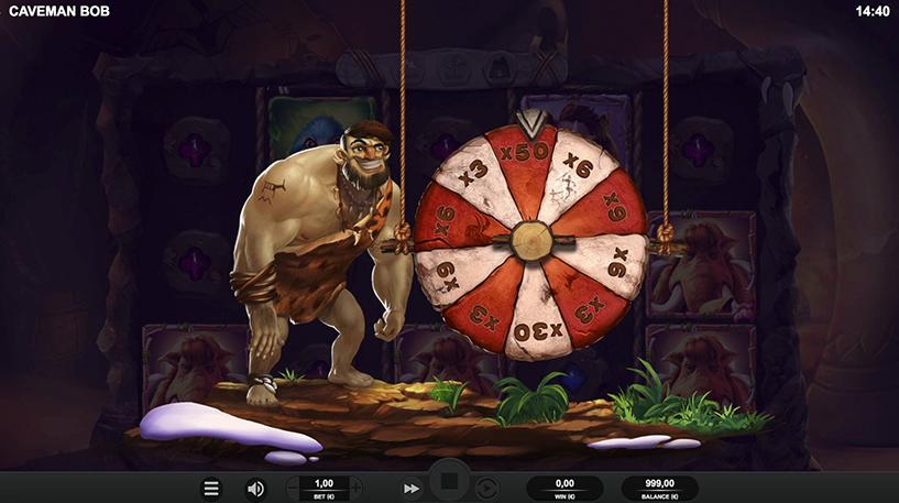 Caveman Bob Slot Screenshot 3