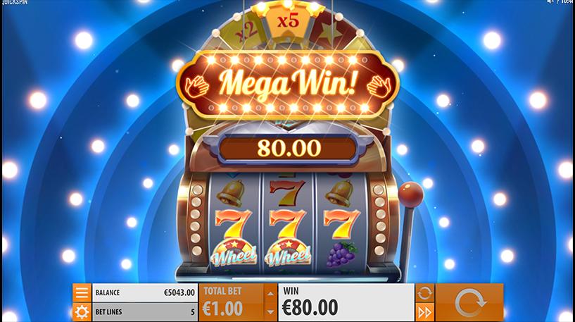 Diamond Duke Slot Screenshot 2