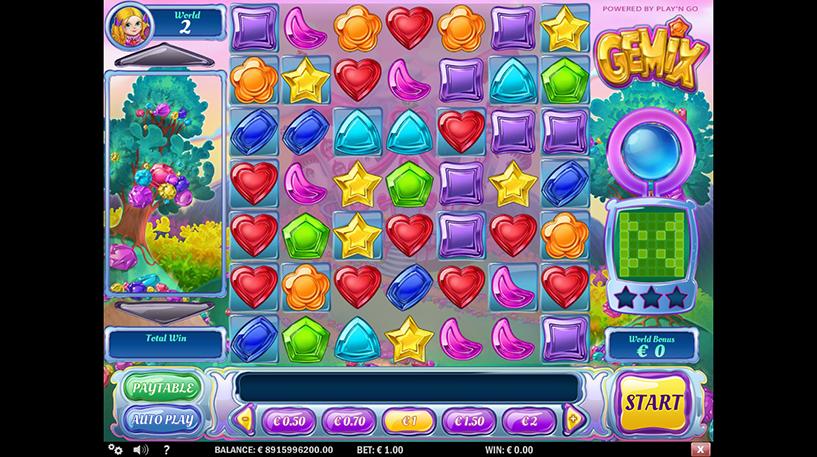 Gemix Slot Screenshot 3