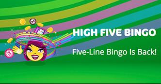 High Five Bingo
