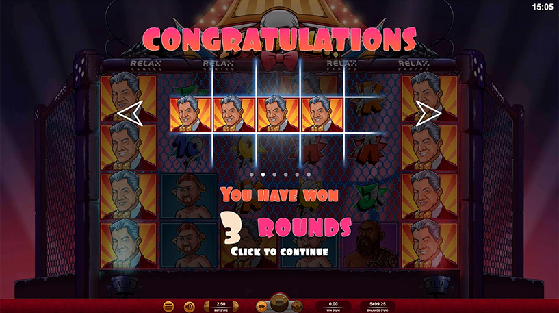 It's Time!! Slot Screenshot 3