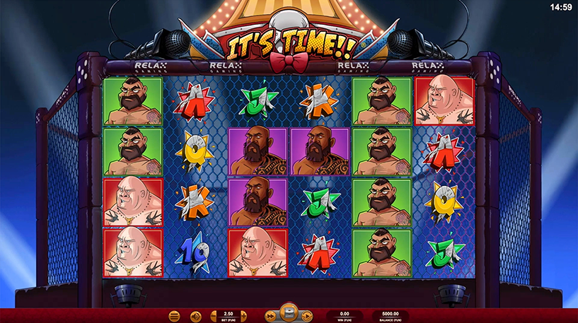 It's Time!! Slot Screenshot 2