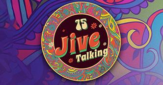 Jive Talking Bingo